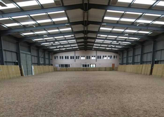 Home Farm Equestrian Centre Caravan Storage