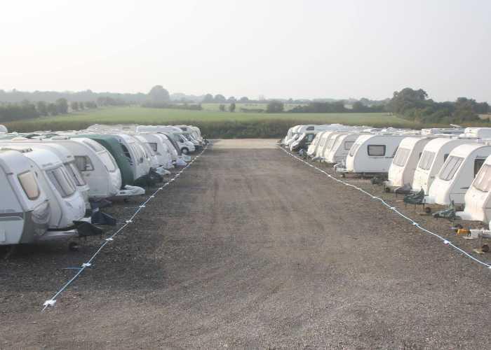 Shilbrook Caravan Storage