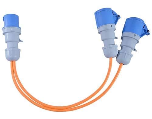 electrics splitter