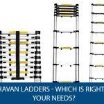 Caravan Ladder
