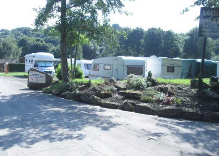 Leeds Caravan Storage