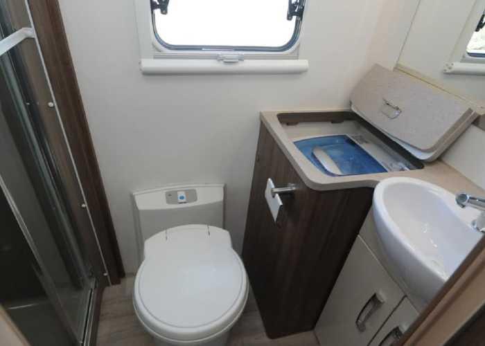 Chemical Toilet Fluid Alternative