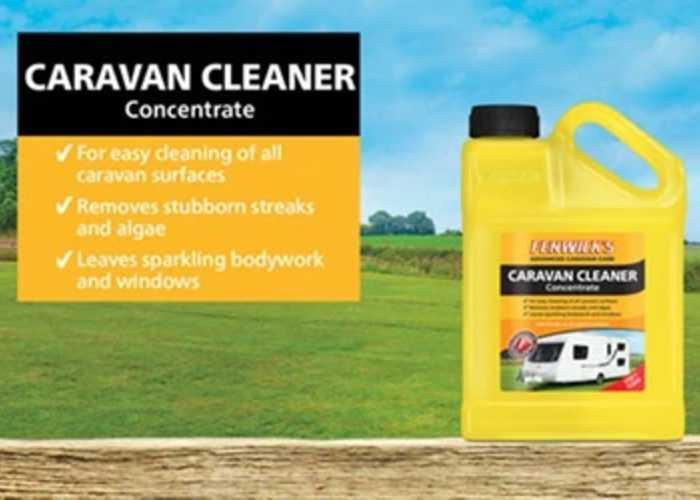 Fenwicks Caravan Cleaner