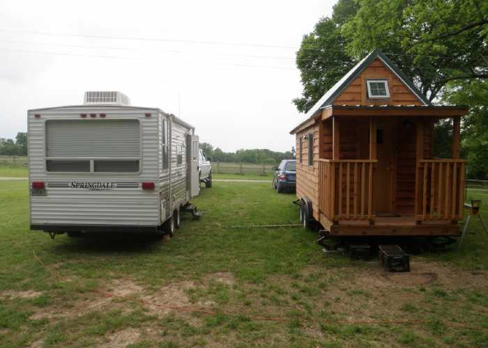 Tiny House Vs Caravan Which Is Better