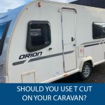 Should You Use T Cut On Your Caravan?