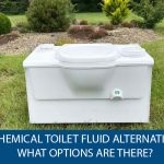 Chemical Toilet Fluid Alternative