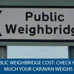 Public Weighbridge Cost: Check How Much Your Caravan Weighs