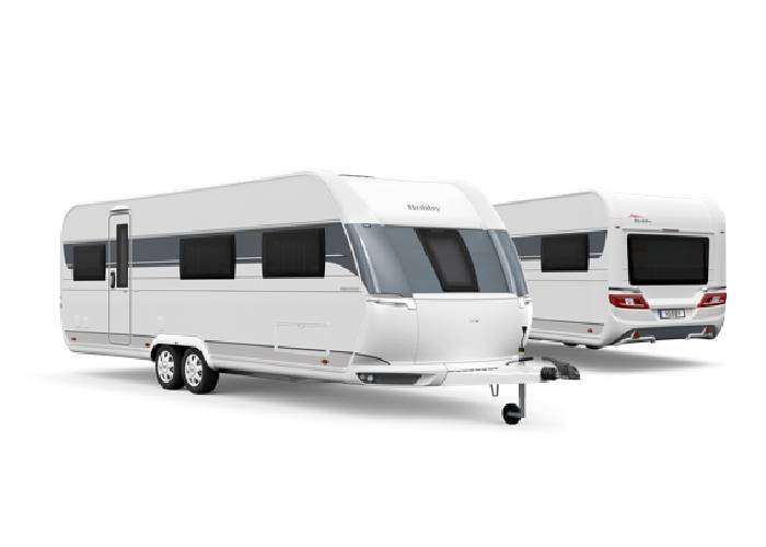 What Caravans Do Travellers Use