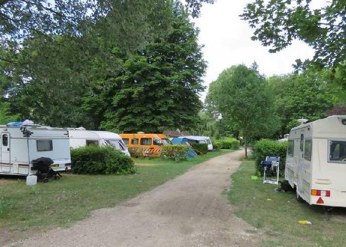 Camping de la Haute-Ile