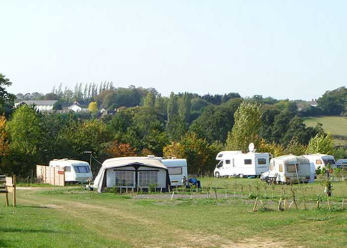 Westmill Farm Caravan and Camping Site