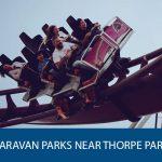Caravan parks near Thorpe Park