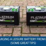 Charging A Leisure Battery From Flat (Some Great Tips)