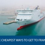 Cheapest ways to get to France With Your Caravan