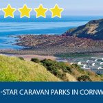 Five-star caravan parks in Cornwall