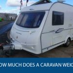 How Much Does A Caravan Weigh?