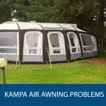 Kampa Air Awning Problems